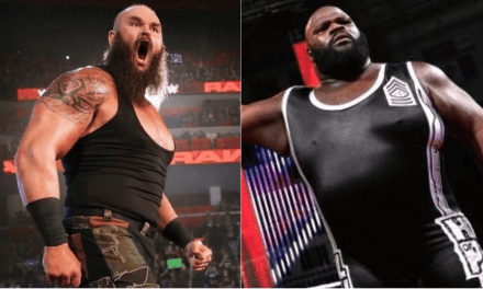 Mark Henry on Braun Strowman's Success And How He Discovered The Superstar: Exclusive