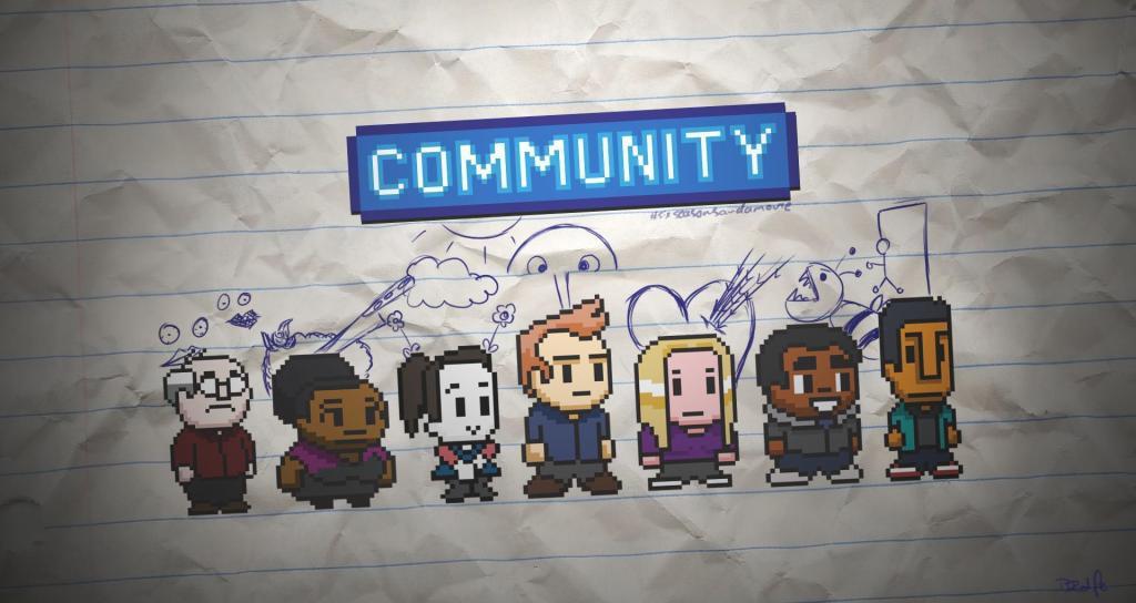 Community 8-Bit