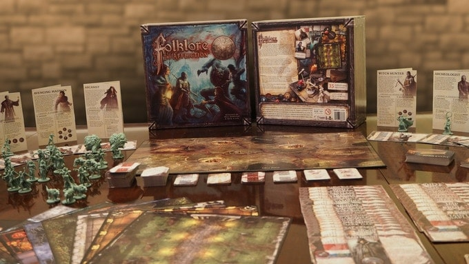 Folklore: The Affliction - An Essential Board Game Review UPDATE: Kickstarter campaign ends today! - The Illuminerdi
