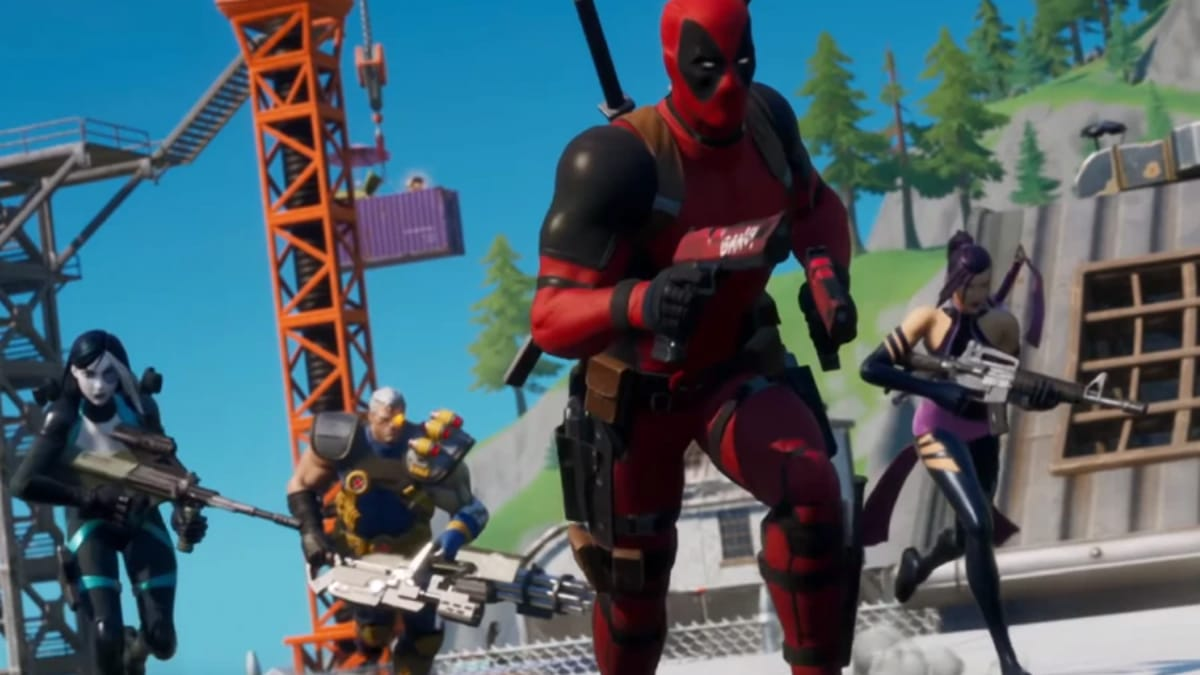 Fortnite Introduces 3 X-Force Characters To The Game