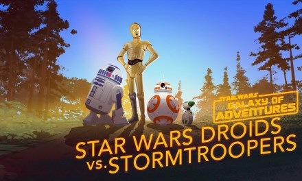 Galaxy of Adventures Short Follows C-3PO, R2-D2 And BB-8 In Battle Against Stormtroopers