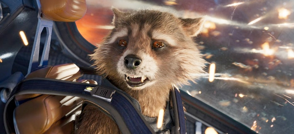 guardians of the galaxy vol 2 Rocket 3