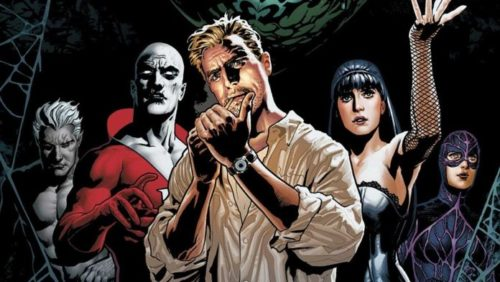 justice league dark comic scan