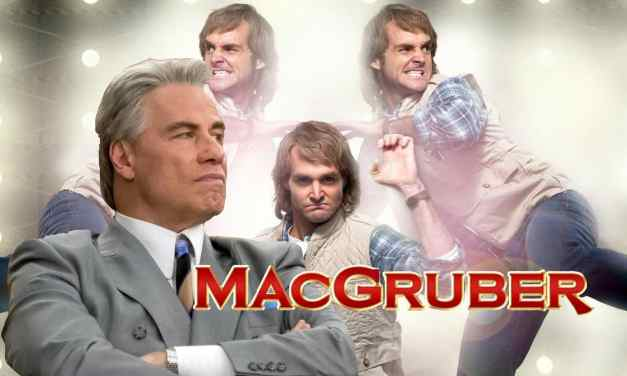 John Travolta In Unlikely Talks To Join MacGruber As Lead Villain: EXCLUSIVE