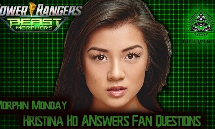 Power Rangers Beast Morphers Kristina Ho Answers The Illuminerdi's Fan Questions: EXCLUSIVE