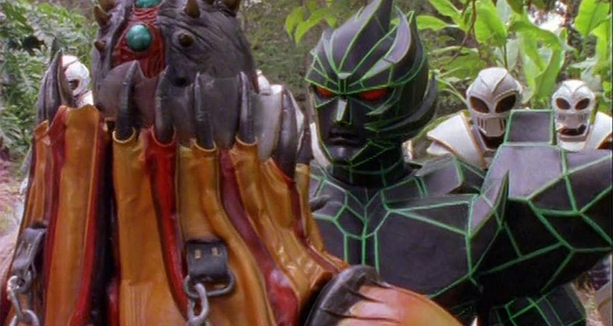 Power Rangers In Identity Crisis: The Retro Ranger Write-Up
