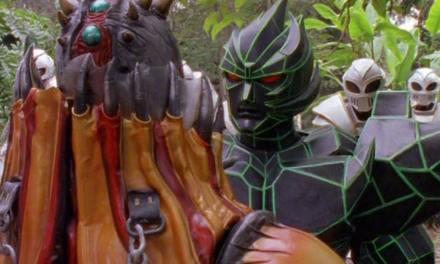 Power Rangers In Identity Crisis: The Retro Ranger Write-Up