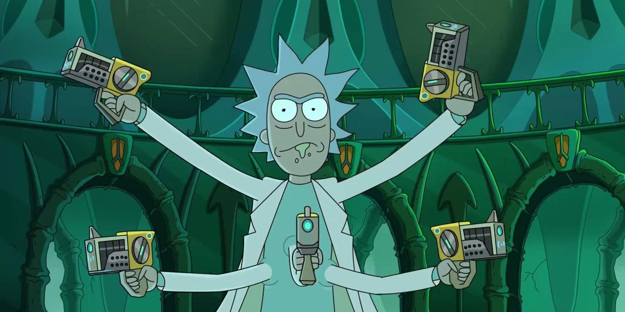Rick And Morty Bring the Insanity In Brand New Season 4.2 Trailer