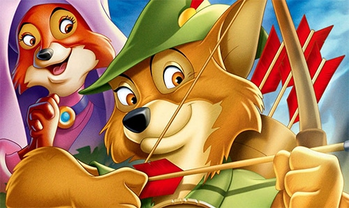 robin hood on disney+