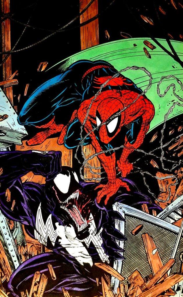 Todd McFarlane Spider-Man Venom