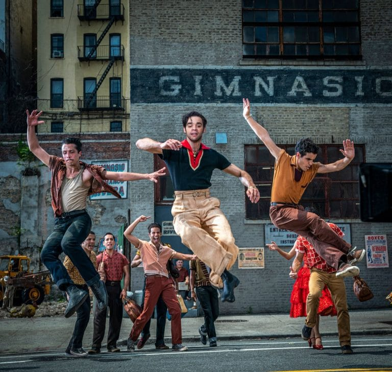 West Side Story Jump