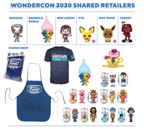 wondercon 2020 funko