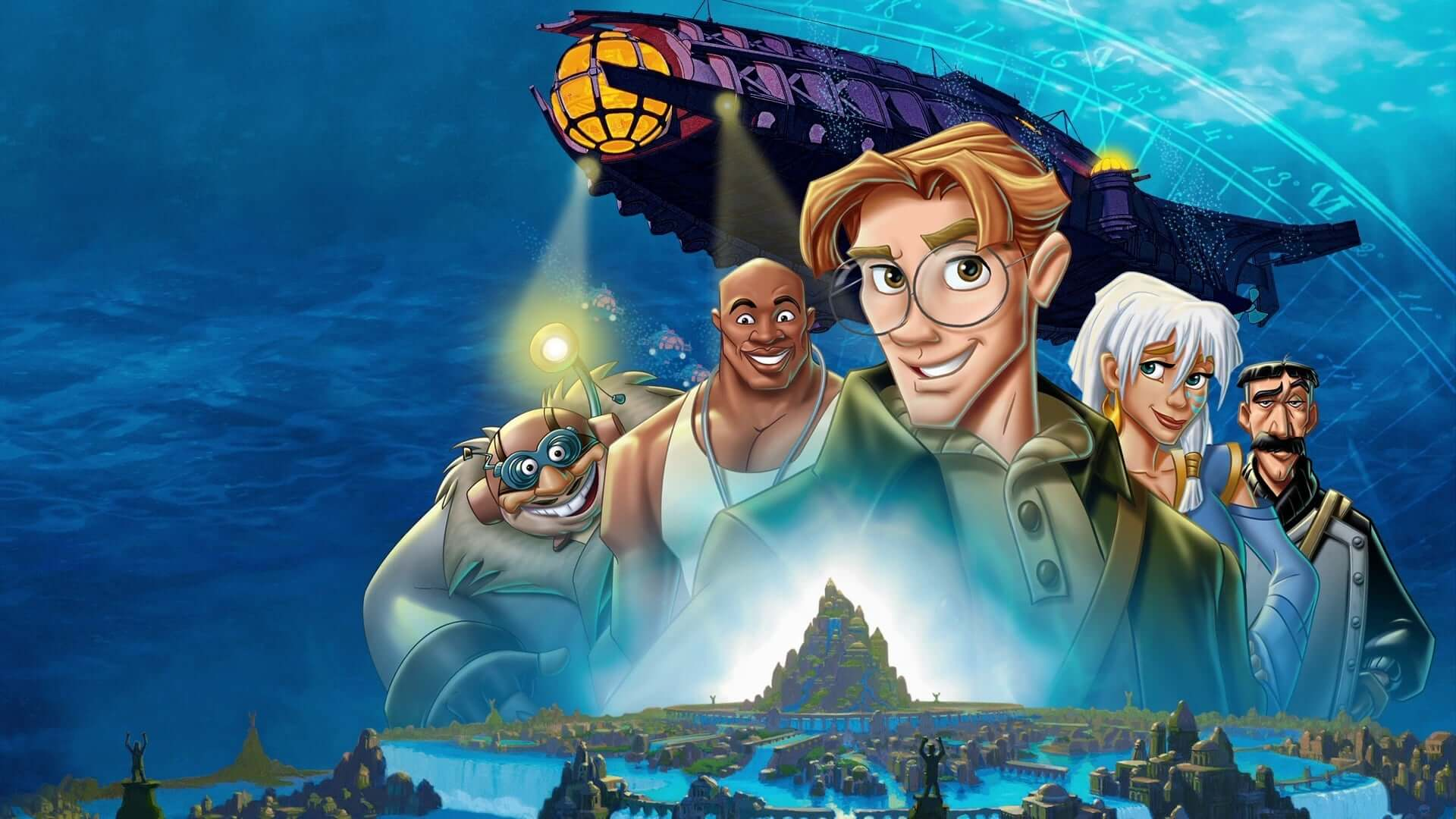 Atlantis: The Lost Empire (video game) | Disney Wiki | Fandom