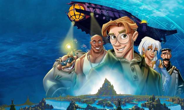 Disney Is Developing A Live-Action Atlantis: The Lost Empire Film: EXCLUSIVE