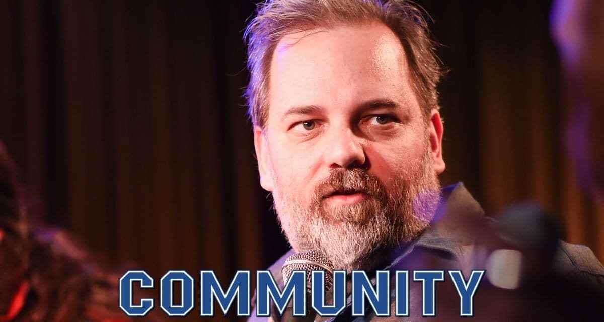 Dan Harmon Confirms Community Movie Conversations