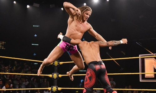 WWE Matt Riddle