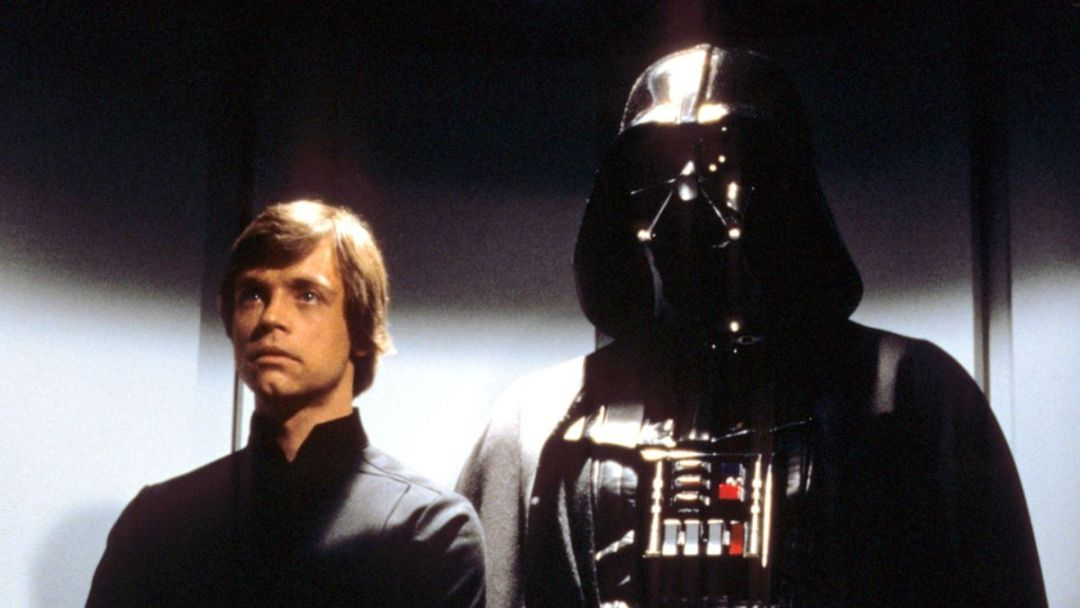 Return of the Jedi Star Wars Mark Hamill Darth Vader
