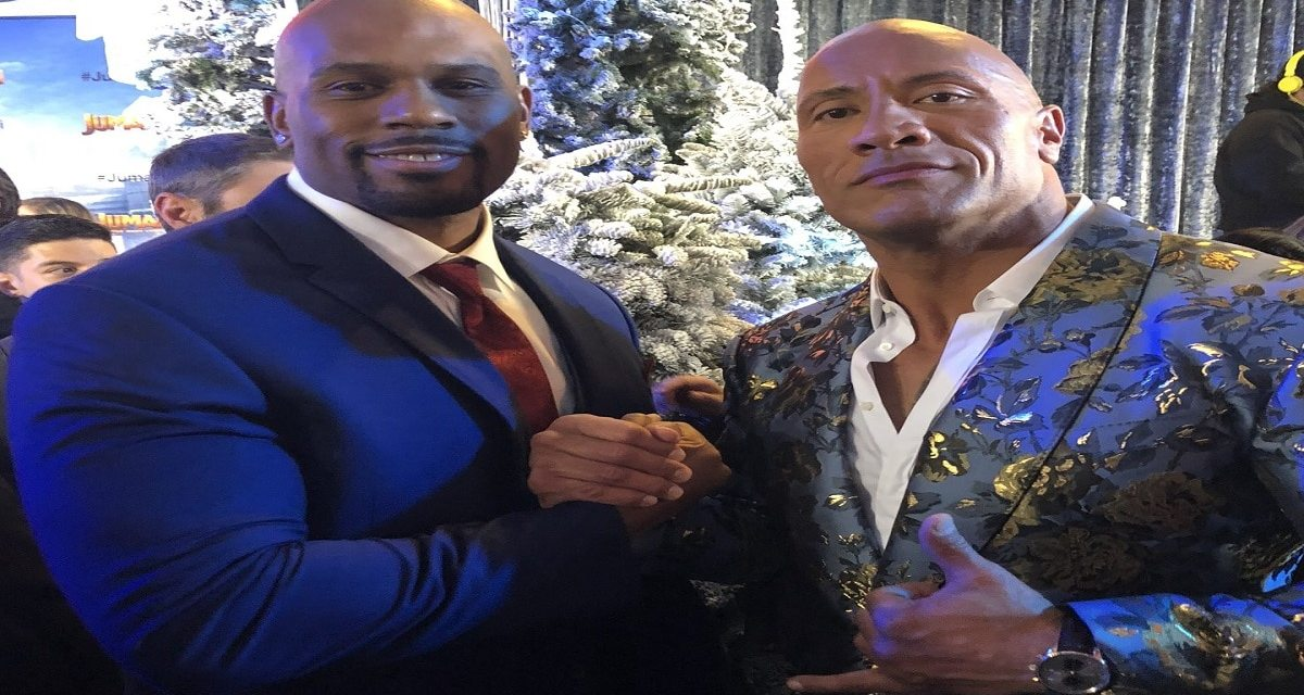 Former WWE Superstar Shad Gaspard Found Dead After Drowning At 39