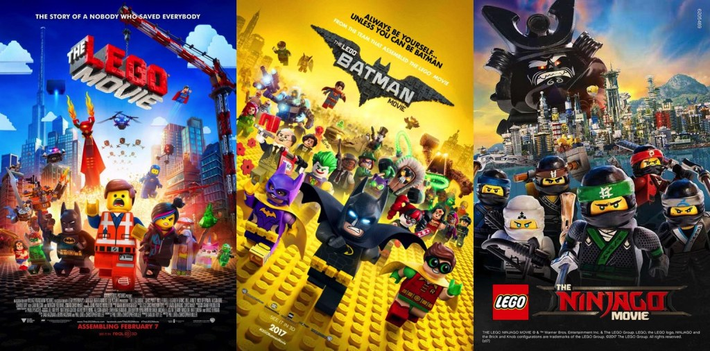 The LEGO Movie Franchise HBO Max