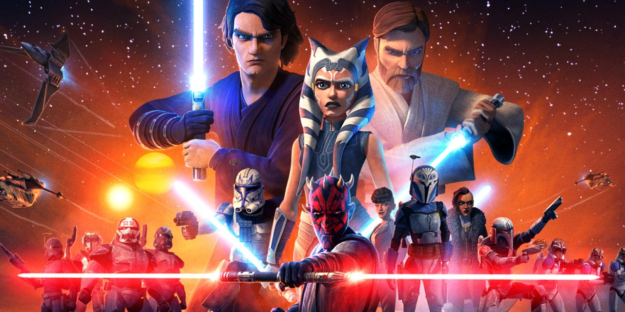 D23 Presents Star Wars The Clone Wars Cast Reunion Challenge