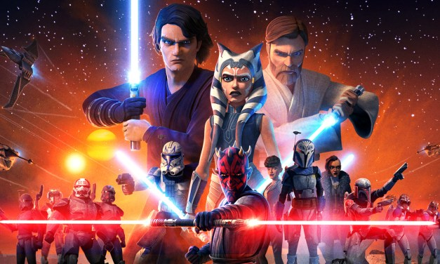 D23 Presents Star Wars: The Clone Wars Cast Reunion Challenge