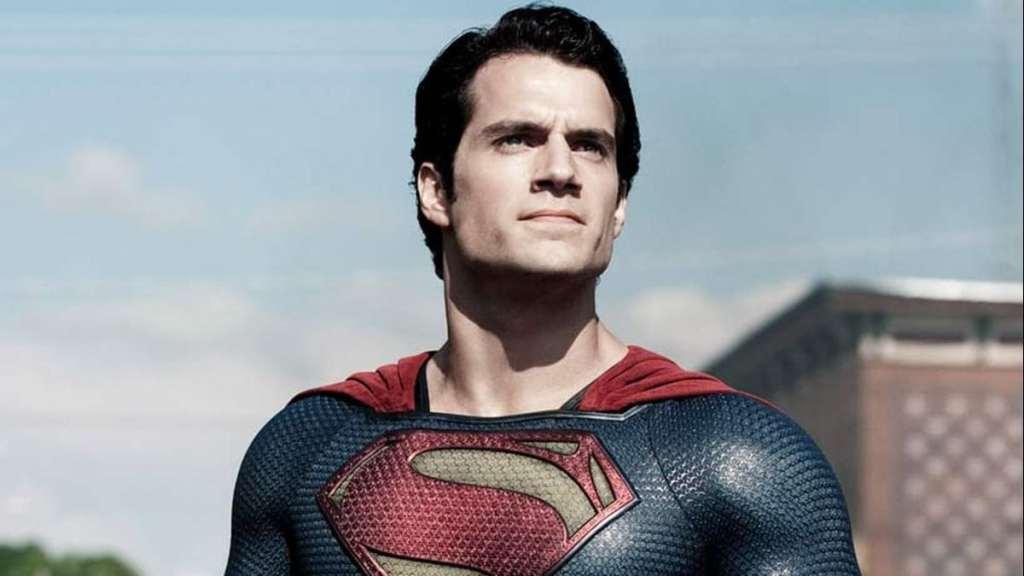 dceu superman Henry Cavill