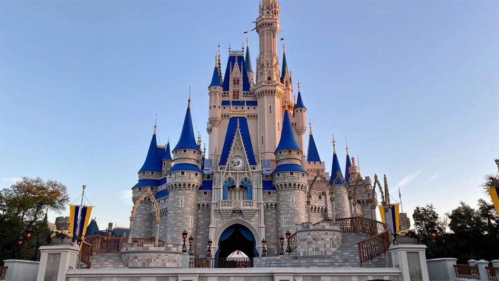 disney parks loss Walt Disney World