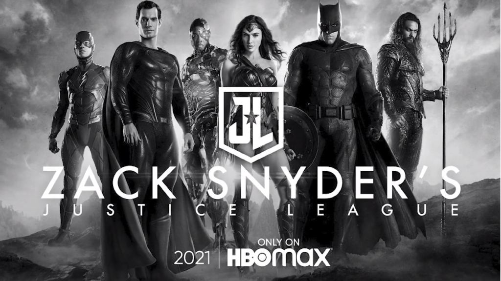 Justice League Snyder Cut Official Zack Snyder