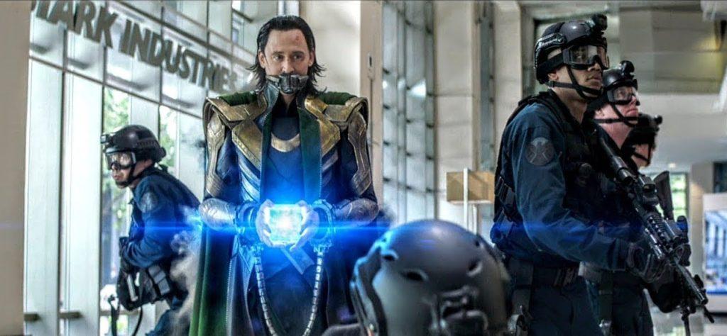 Loki Endgame Kang MCU