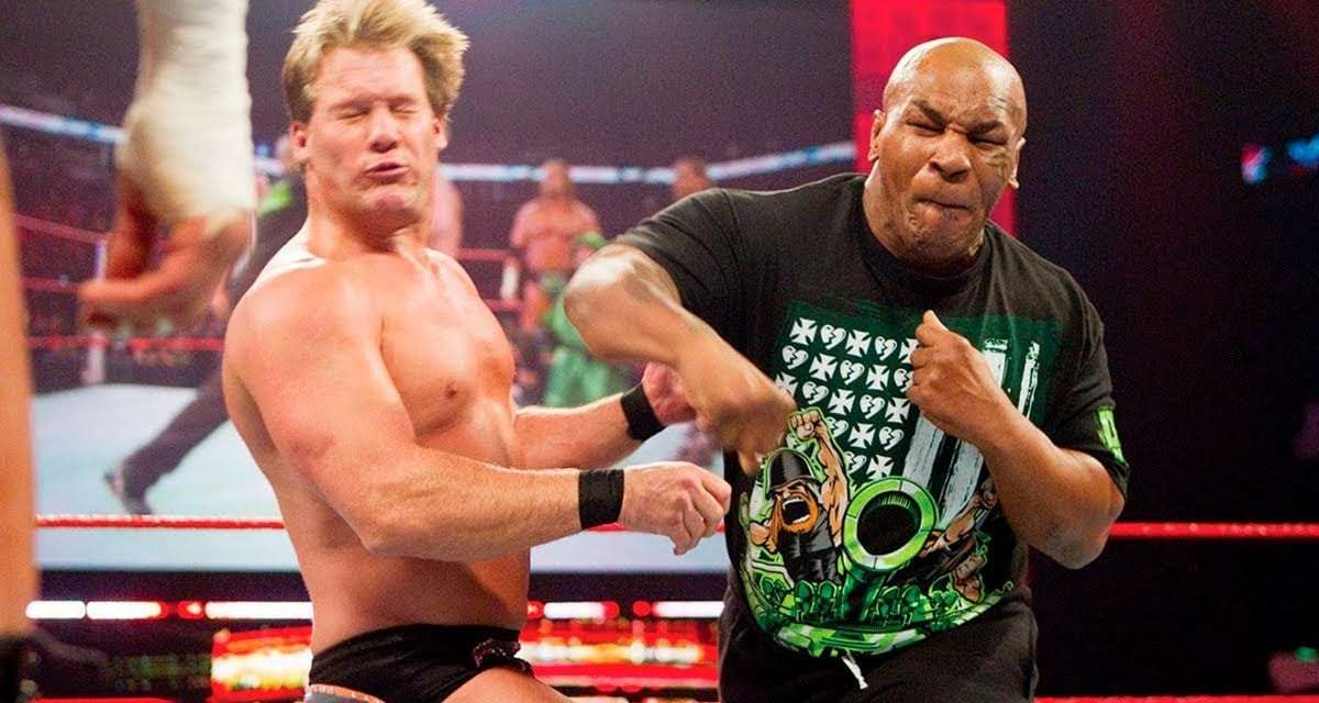 """Iron"" Mike Tyson To Jump Back INto the Ring At AEW Double Or Nothing"