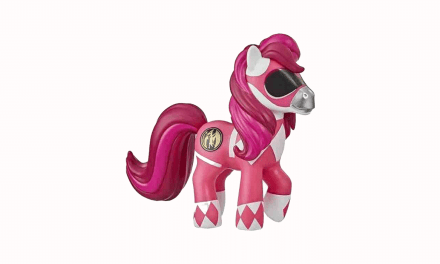 It's Morphin' Time For My Little Pony And the Power Rangers In New Collectible Mashup