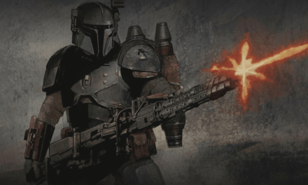New Reveal Of The Heavy Duty Mandalorian's Gripping Concept Art from The Mandalorian Show