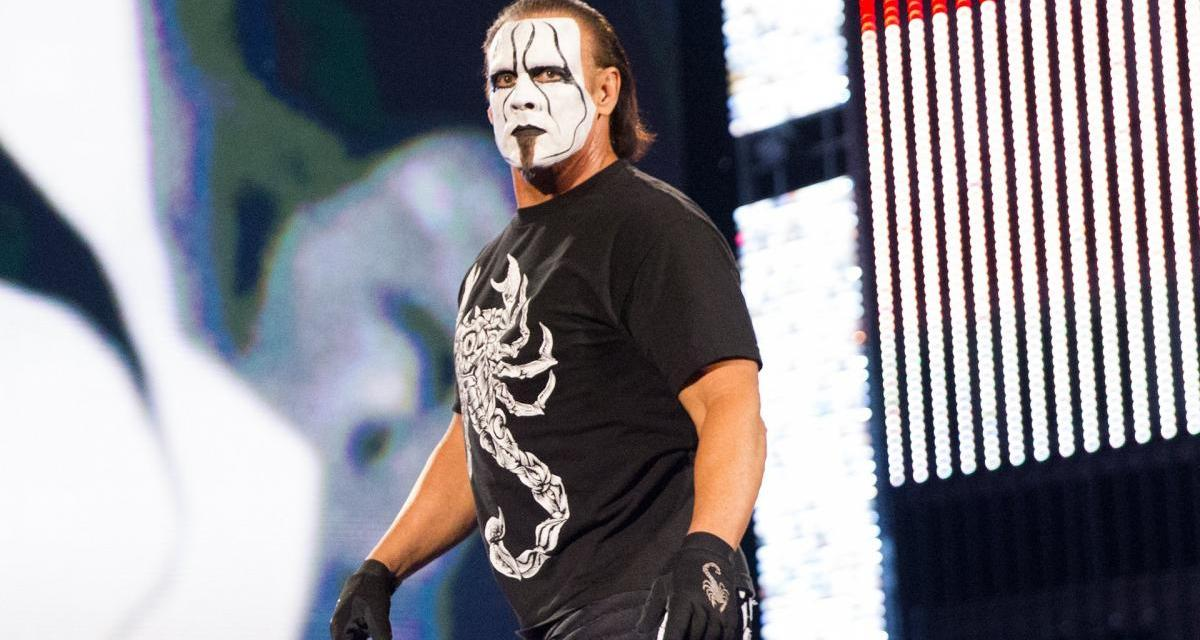 WWE Hall Of Famer Sting Reportedly Uninvolved With AEW Double Or Nothing Despite Rumors