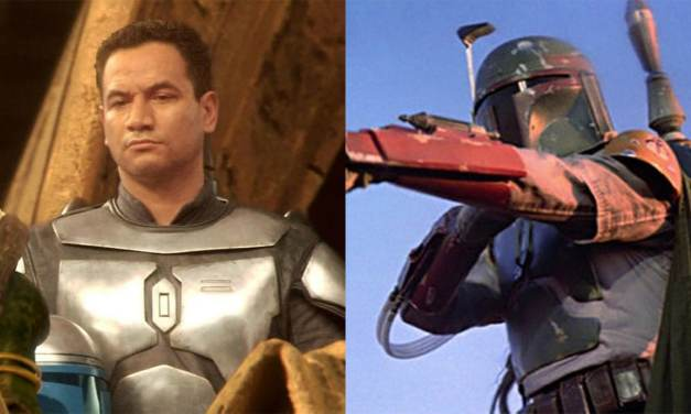 Temuera Morrison to Appear in The Mandalorian As Boba Fett