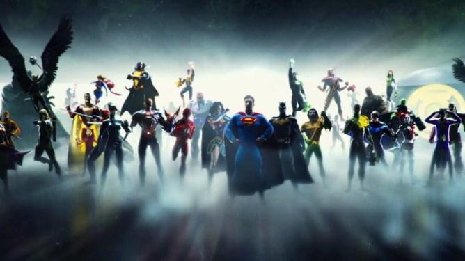 Jim Lee's DC Universe?