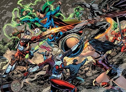 Suicide Squad vs Justice League
