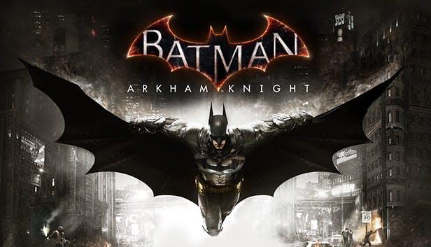 batman arkham title
