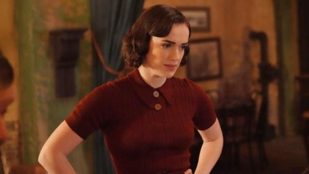 Agents of SHIELD 702 - Elizabeth Henstridge