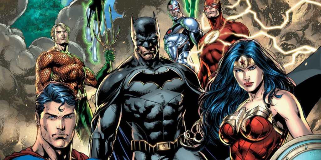 DC Comics Justice League Heroes