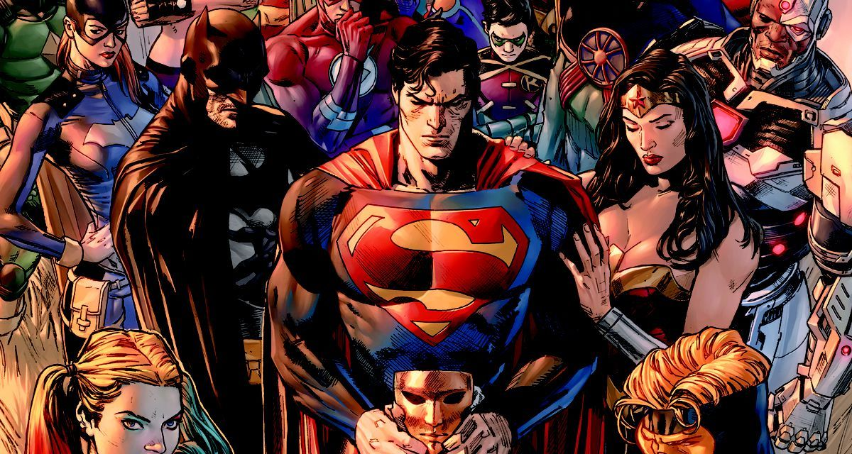 DC Comics Makes An Explosive Move And Cuts Ties With Diamond Distributors