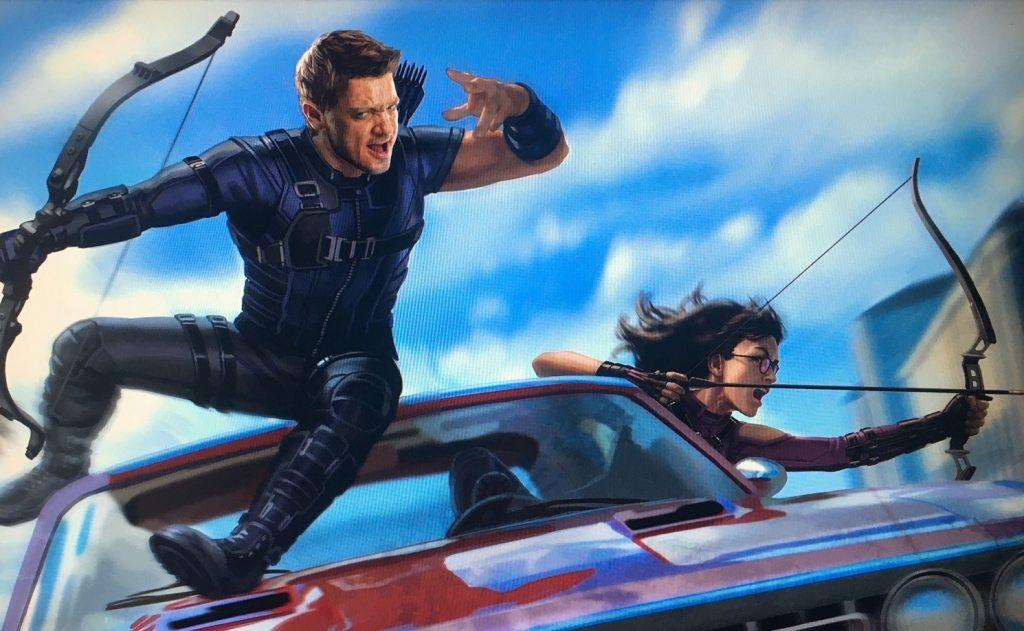 ХейлиСтайнфелд присоединилась к киновселенной Marvel в роли Кейт Бишоп 1