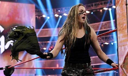 WWE Sarah Logan