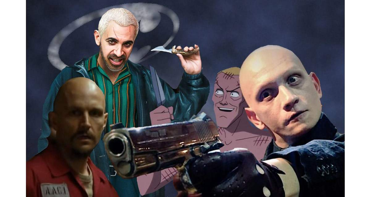 Which Menacing Adaptation Of Batman's Victor Zsasz Will Stand The Test of Time?