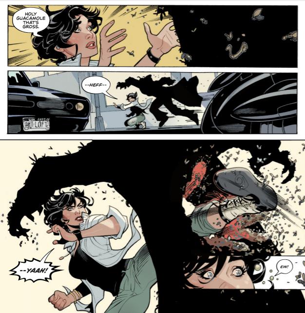 Adventureman #1 Comic Review: The Epic And Unexpected Adventure Begins - The Illuminerdi