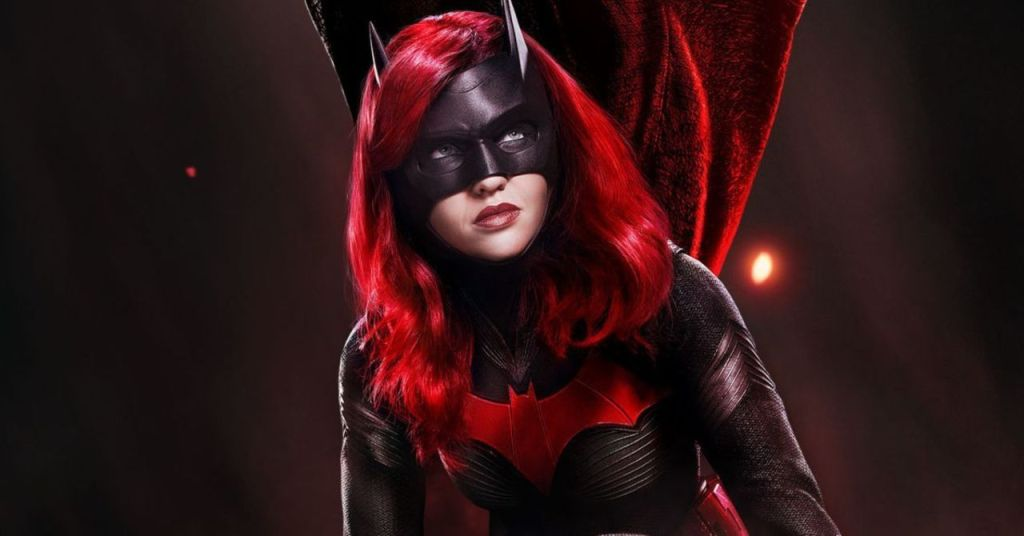Batwoman Ruby Rose Out