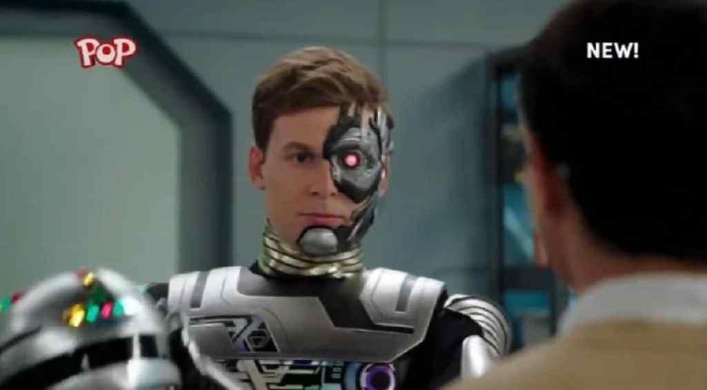 beast morphers captain chaku cyborg