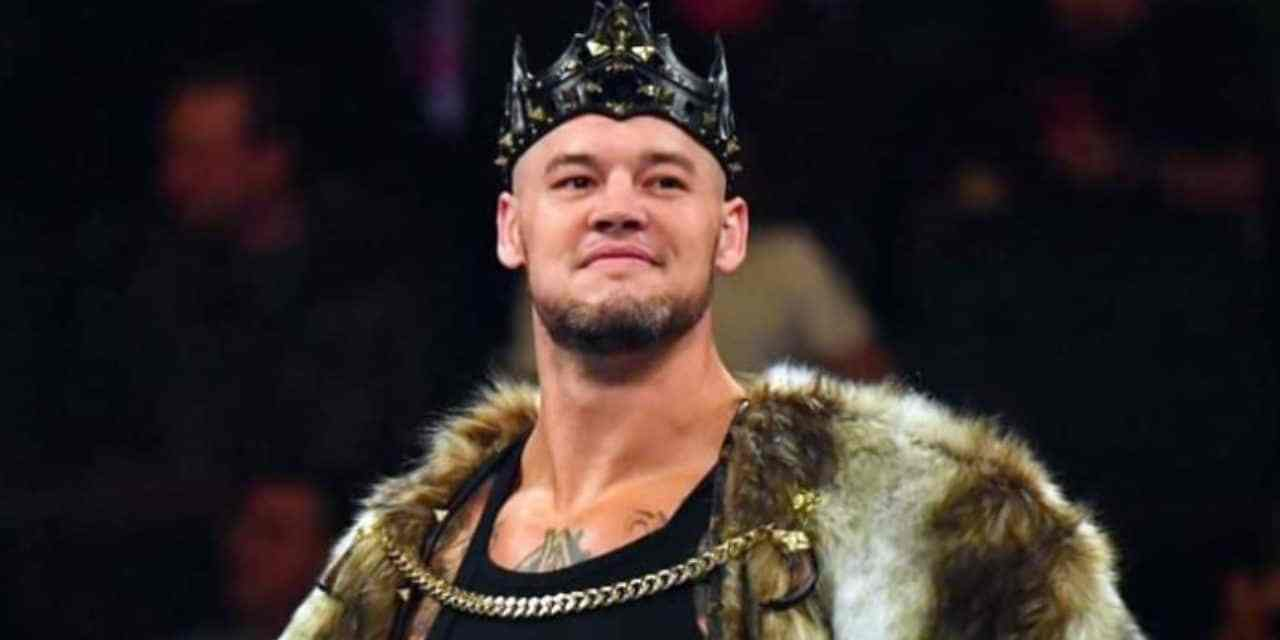 King Corbin Reportedly Unhappy With New Plans For Upcoming Feud With Matt Riddle