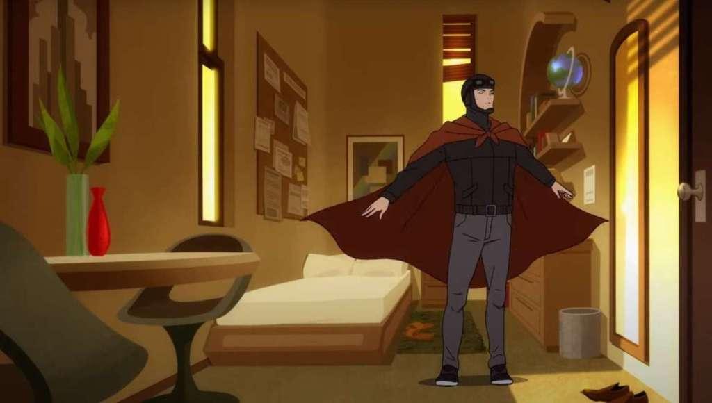 Superman: Man of Tomorrow Proto-suit