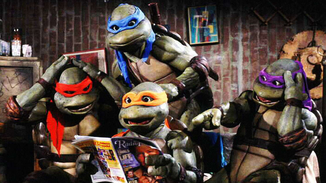 Writer Of The 1990 Teenage Mutant Ninja Turtles Wants To Make A Sequel Or Reboot