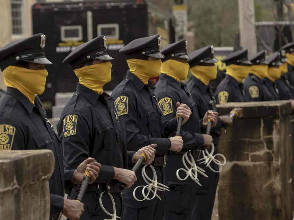 Watchmen Tulsa Police Force